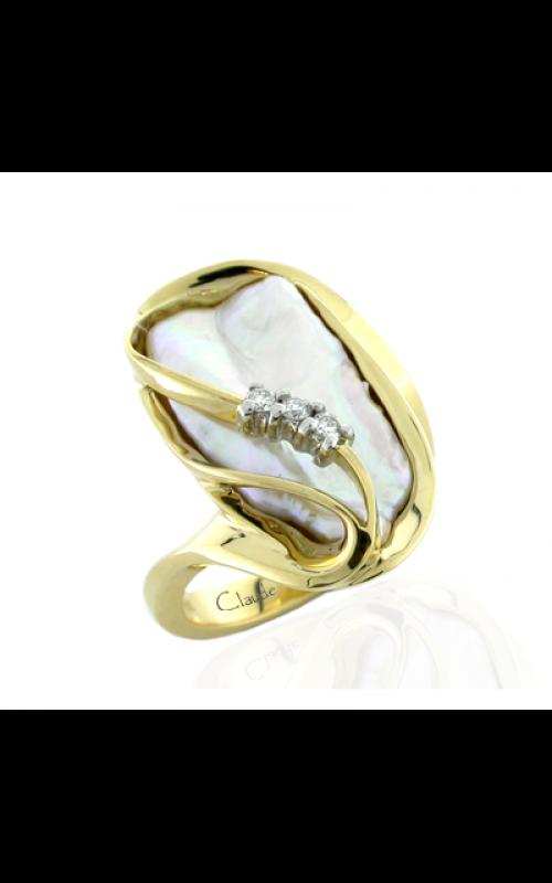 Claude Thibaudeau Fashion ring BW-365 product image