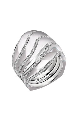 Claude Thibaudeau Avant-Garde Wedding Band PLT-10185-MP product image