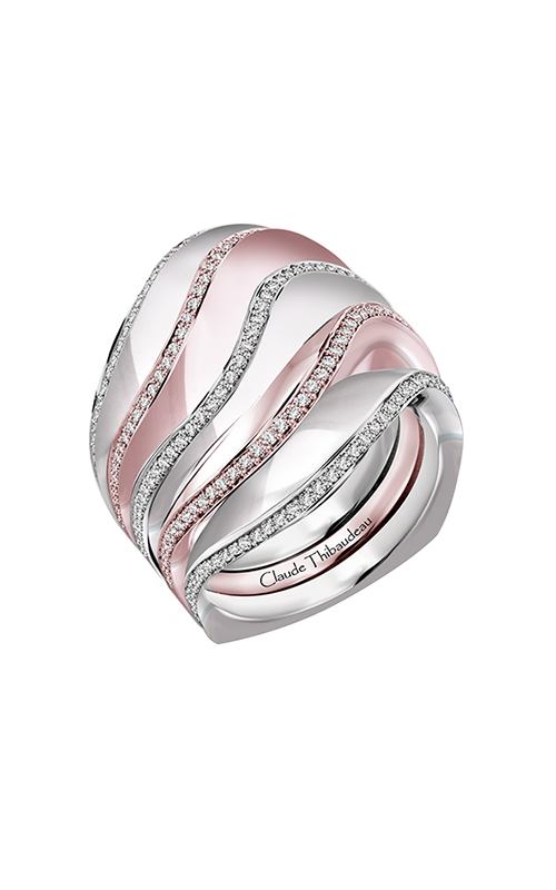 Claude Thibaudeau Avant-Garde Wedding band PLT-10185RR-MP product image