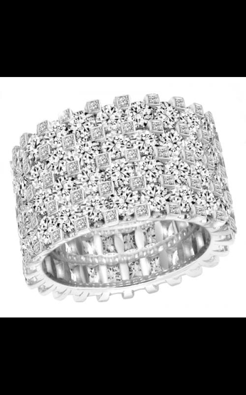 Claude Thibaudeau Designer Anniversary Wedding band PLT-1907-4 product image