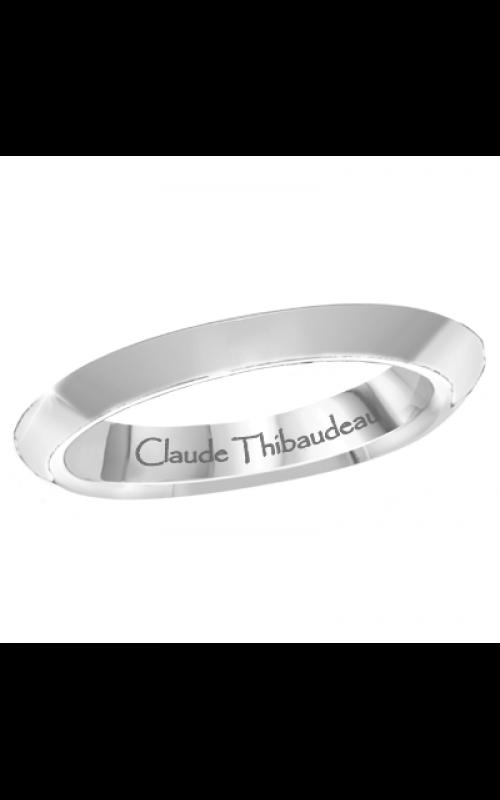 Claude Thibaudeau Designer Anniversary Wedding band PLT-1907-J product image