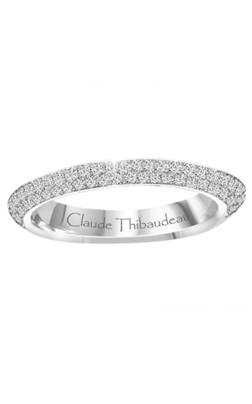Claude Thibaudeau Designer Anniversary Wedding band PLT-1907-JMP product image