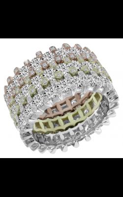 Claude Thibaudeau Designer Anniversary Wedding Band PLT-1930-BVR product image