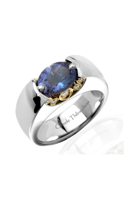 Claude Thibaudeau Fashion ring MODPLT-1120 product image