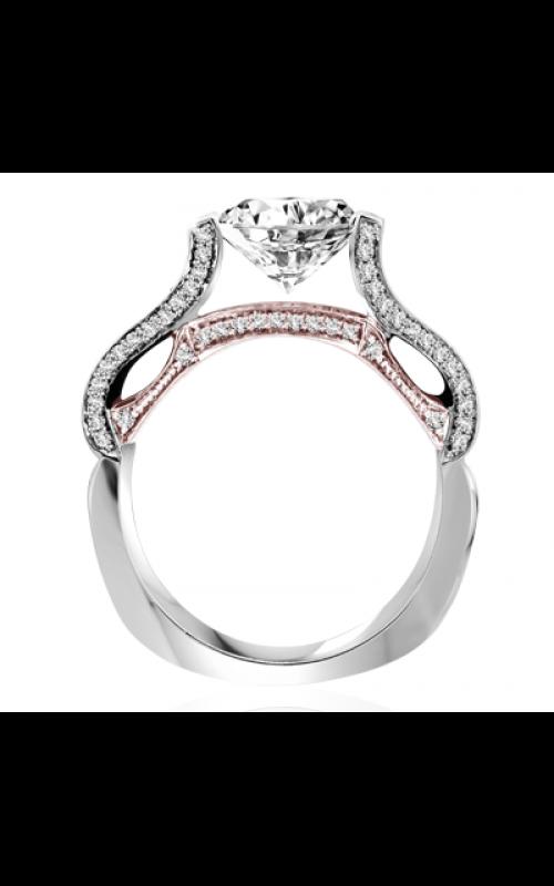 Claude Thibaudeau Avant-Garde Engagement ring PLT-10060R-MP product image