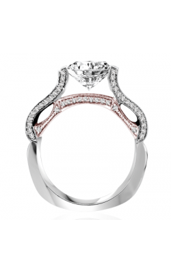 Claude Thibaudeau Avant-Garde Engagement Ring PLT-10060R-MP product image