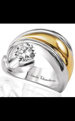 Claude Thibaudeau Avant-Garde Engagement Ring PLT-1226 product image