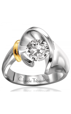 Claude Thibaudeau Avant-Garde Engagement Ring PLT-1244 product image