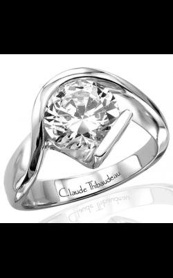 Claude Thibaudeau Avant-Garde Engagement Ring PLT-1550 product image