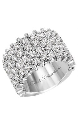 Claude Thibaudeau Designer Anniversary Wedding band PLT-1947-4 product image
