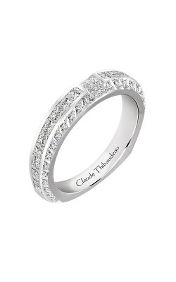 Claude Thibaudeau Just Released Wedding Band PLT-10047-JC product image