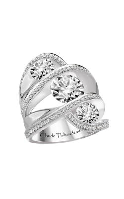 Claude Thibaudeau Just Released Engagement Ring PLT-10210-MP product image
