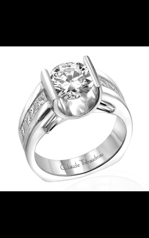 Claude Thibaudeau La Cathedrale Engagement ring PLT-1182 product image