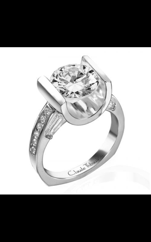Claude Thibaudeau La Cathedrale Engagement ring PLT-1240 product image