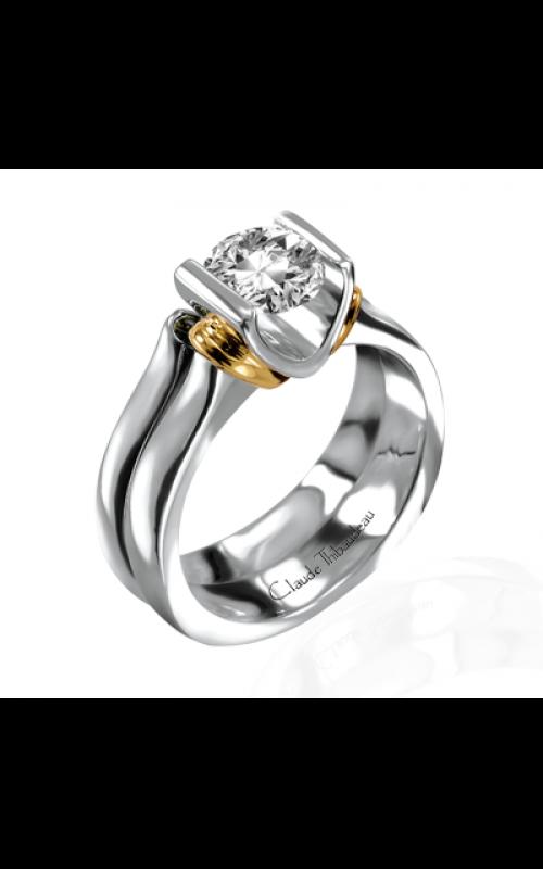 Claude Thibaudeau La Cathedrale Engagement ring PLT-1322 product image