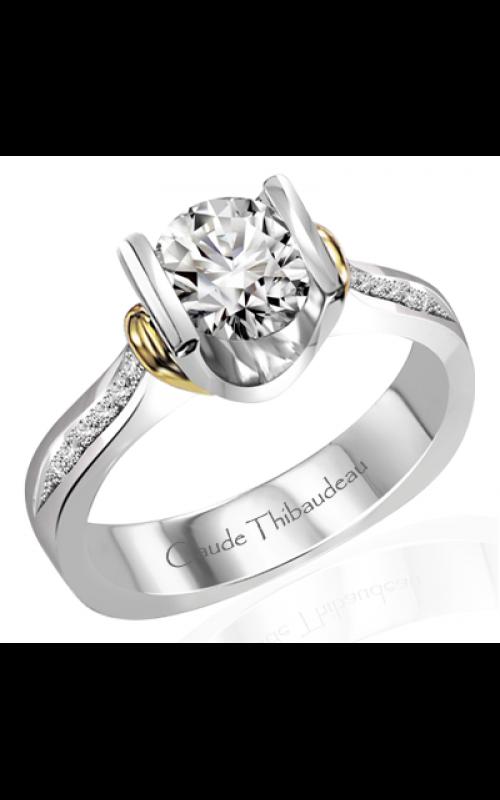 Claude Thibaudeau La Cathedrale Engagement ring PLT-1322-MP product image