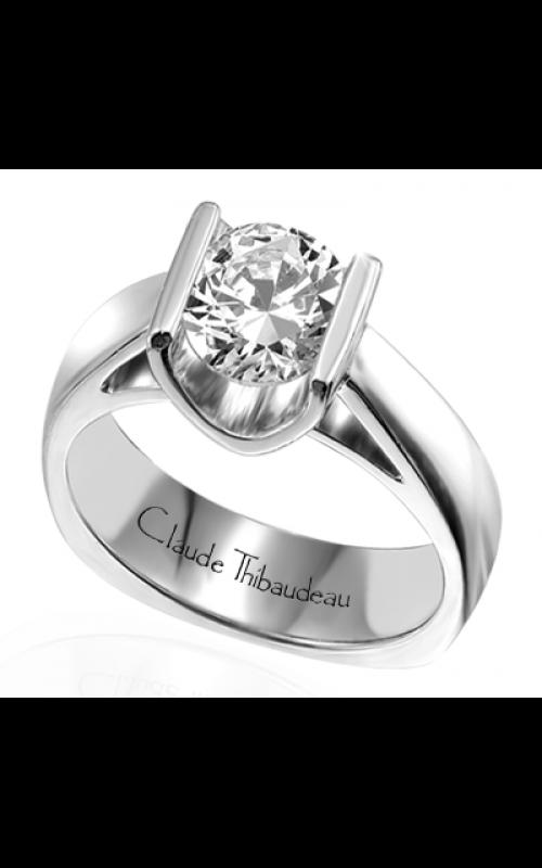 Claude Thibaudeau La Cathedrale Engagement ring PLT-1327 product image