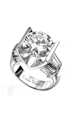 Claude Thibaudeau La Cathedrale Engagement Ring PLT-1346 product image