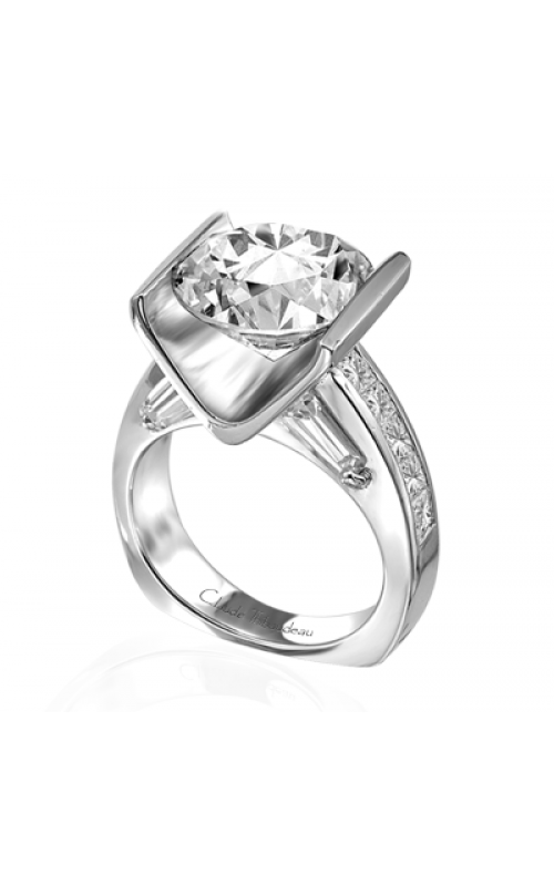 Claude Thibaudeau La Cathedrale Engagement ring PLT-1347 product image