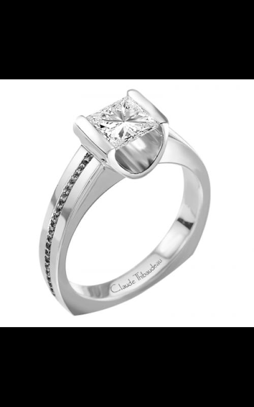 Claude Thibaudeau La Cathedrale Engagement ring PLT-1378-MP product image