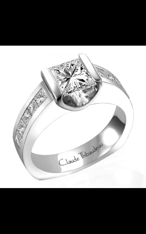 Claude Thibaudeau La Cathedrale Engagement ring PLT-1450 product image