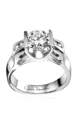 Claude Thibaudeau La Cathedrale Engagement Ring PLT-1456 product image