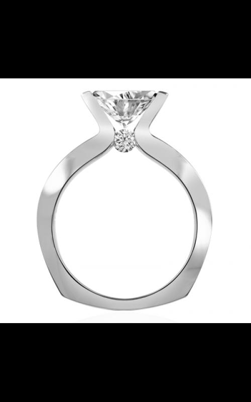 Claude Thibaudeau La Cathedrale Engagement ring PLT-1798 product image