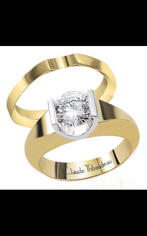Claude Thibaudeau La Cathedrale Engagement ring PLT-2271 product image