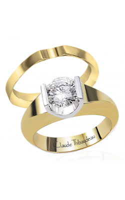Claude Thibaudeau La Cathedrale Engagement Ring PLT-2271 product image