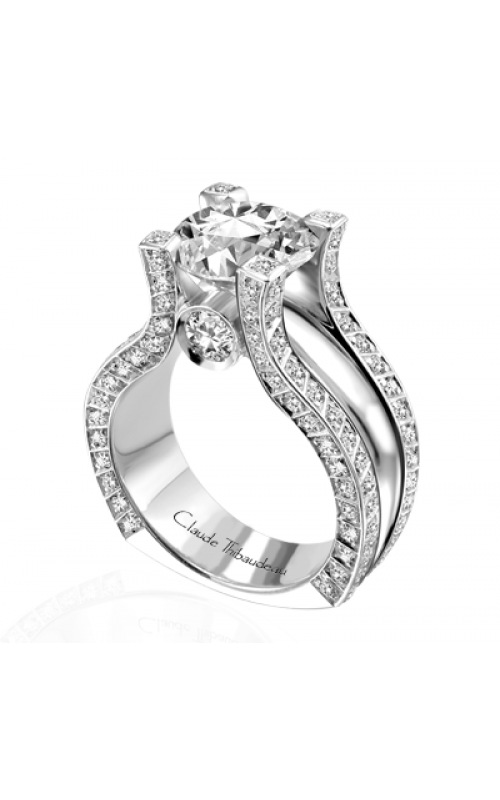 Claude Thibaudeau La Royale Engagement ring MODPLT-1532 product image