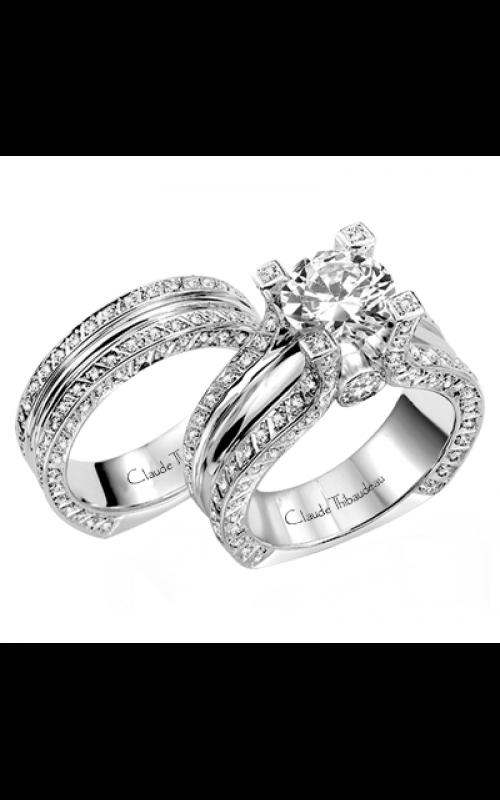 Claude Thibaudeau La Royale Engagement ring MODPLT-1533 product image