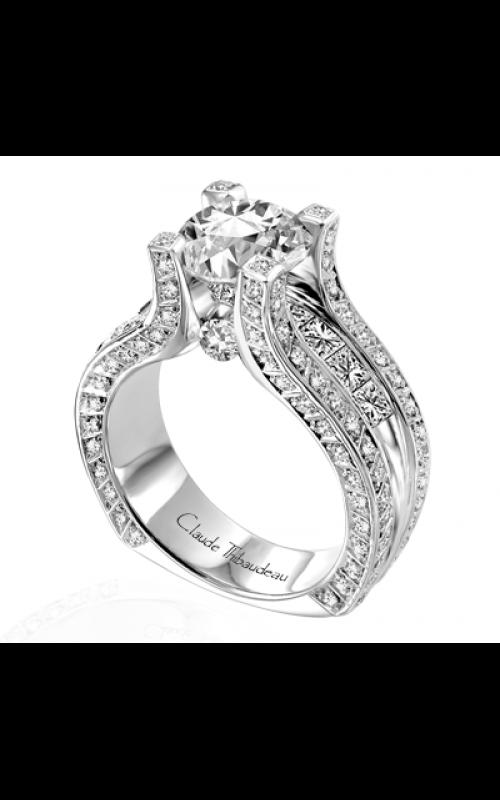 Claude Thibaudeau La Royale Engagement ring MODPLT-1639 product image
