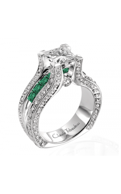 Claude Thibaudeau La Royale Engagement Ring MODPLT-1650 product image
