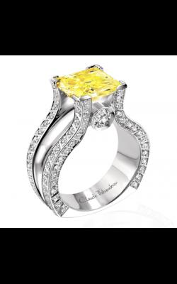 Claude Thibaudeau La Royale Engagement ring MODPLT-1651 product image
