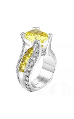 Claude Thibaudeau La Royale Engagement ring MODPLT-1656 product image