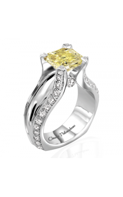 Claude Thibaudeau La Royale Engagement ring MODPLT-1660 product image