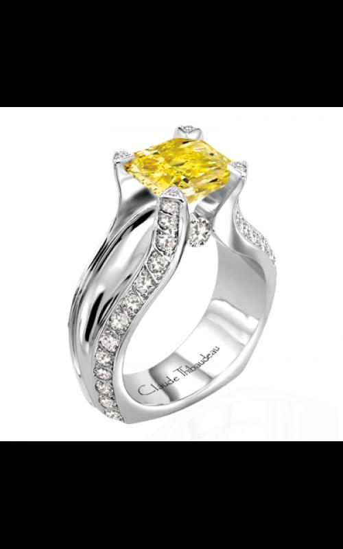 Claude Thibaudeau La Royale Engagement ring MODPLT-1661 product image