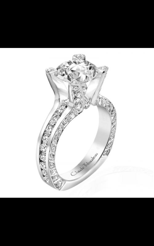 Claude Thibaudeau La Royale Engagement ring MODPLT-1691 product image
