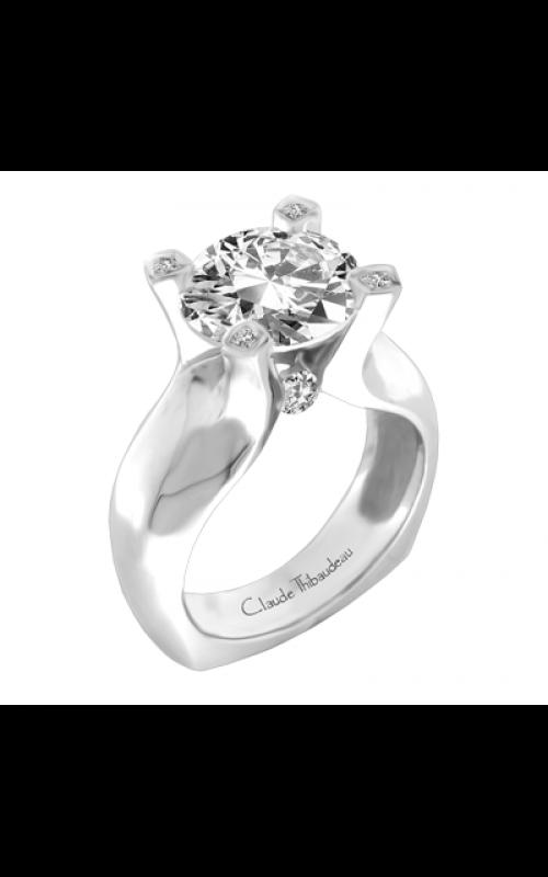 Claude Thibaudeau La Royale Engagement ring MODPLT-1697 product image
