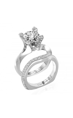 Claude Thibaudeau La Royale Engagement Ring MODPLT-1699 product image