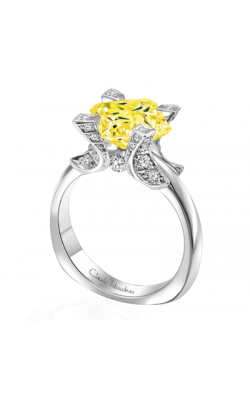 Claude Thibaudeau La Royale Engagement Ring MODPLT-1701 product image