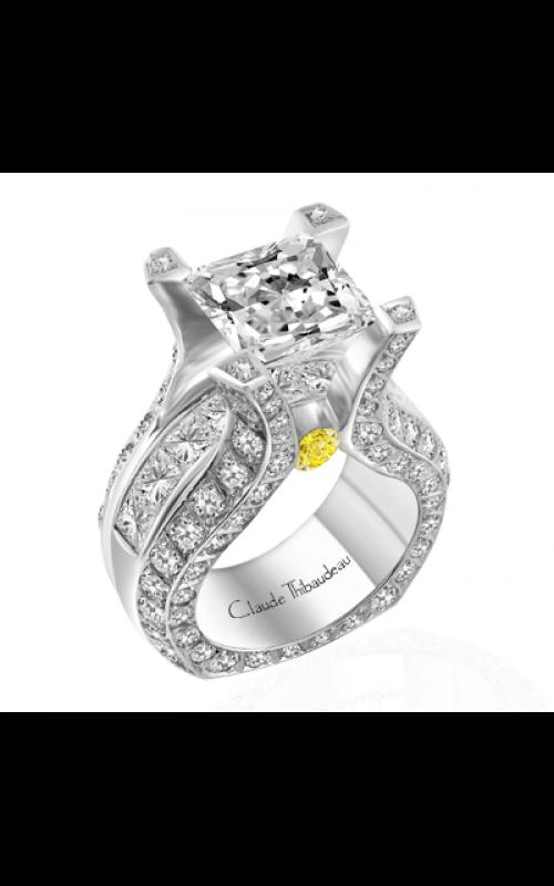 Claude Thibaudeau La Royale Engagement ring MODPLT-1717 product image