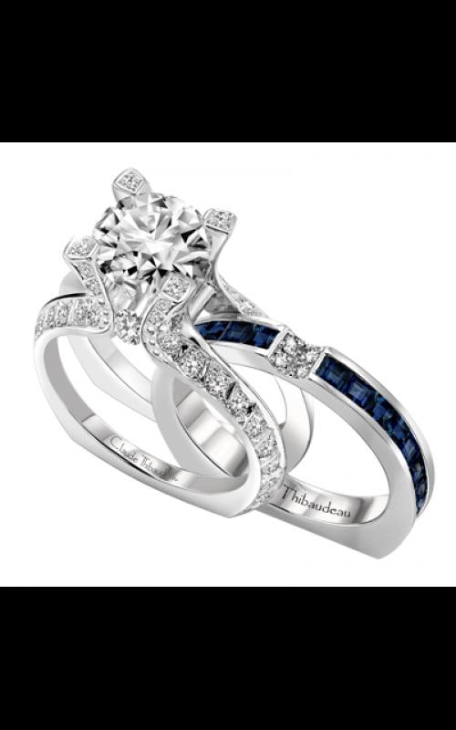 Claude Thibaudeau La Royale Engagement ring MODPLT-1718 product image
