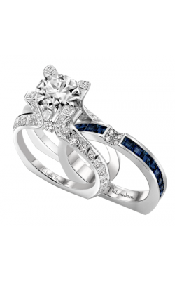 Claude Thibaudeau La Royale Engagement Ring MODPLT-1718 product image