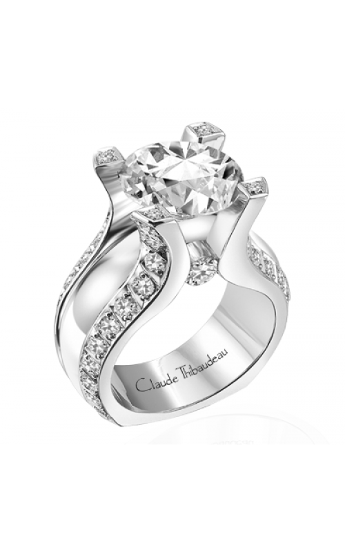 Claude Thibaudeau La Royale Engagement ring MODPLT-1723 product image