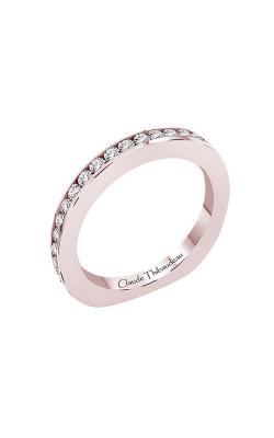 Claude Thibaudeau Just Released Wedding band PLT-70205R-JC product image