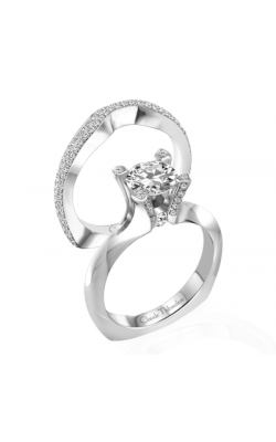 Claude Thibaudeau La Royale Engagement Ring MODPLT-1733 product image