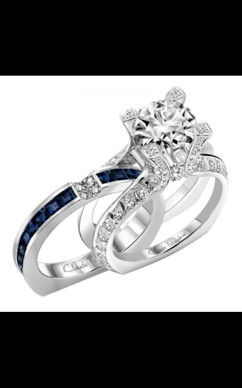 Claude Thibaudeau La Royale Engagement ring MODPLT-1736 product image