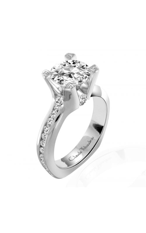 Claude Thibaudeau La Royale Engagement ring MODPLT-1746 product image