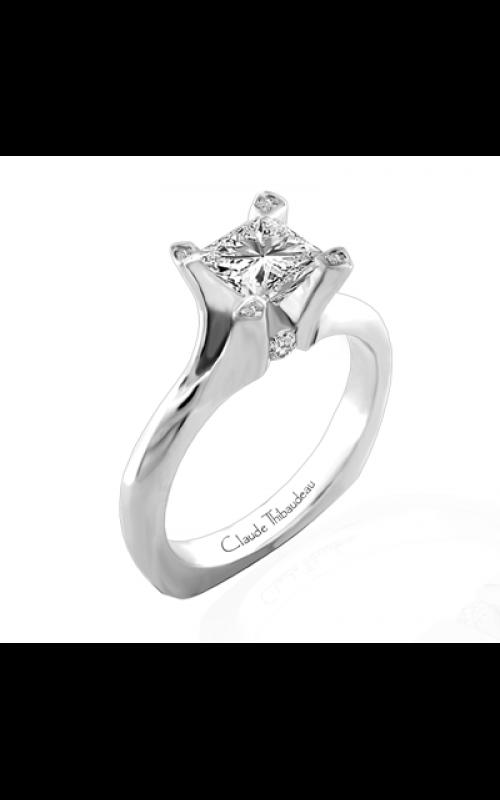 Claude Thibaudeau La Royale Engagement ring MODPLT-1761 product image